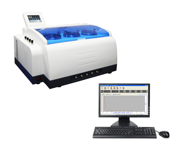 Oxygen and moisture permeability tester