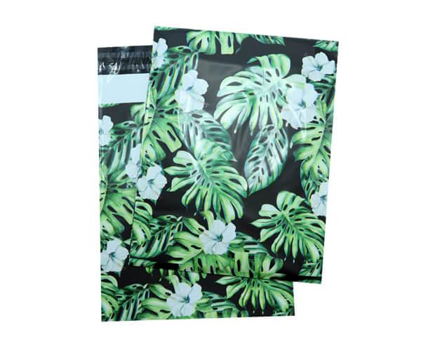 Custom Print Poly Bags display 2