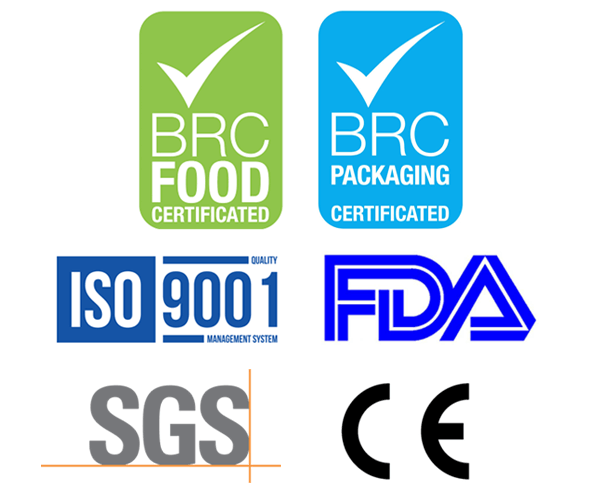 bags certification show