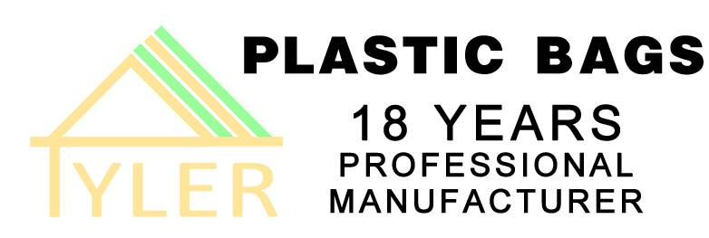 plastic bags professional manufacturer logo