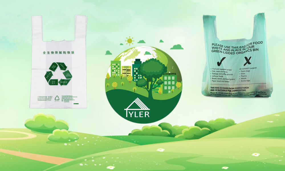 How to Customize Degradable Packaging Bags