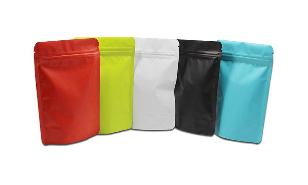 what is aluminium foil bag