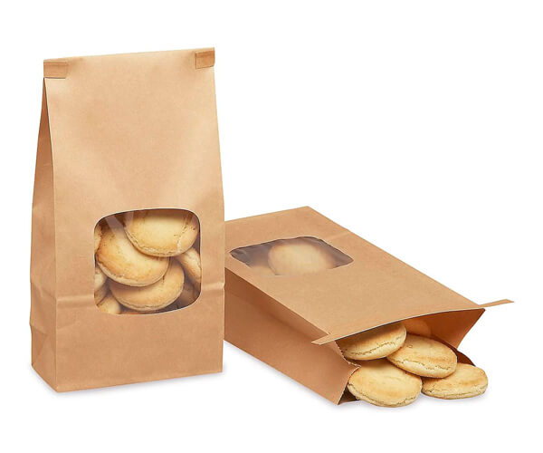 Bakery paper bags 6