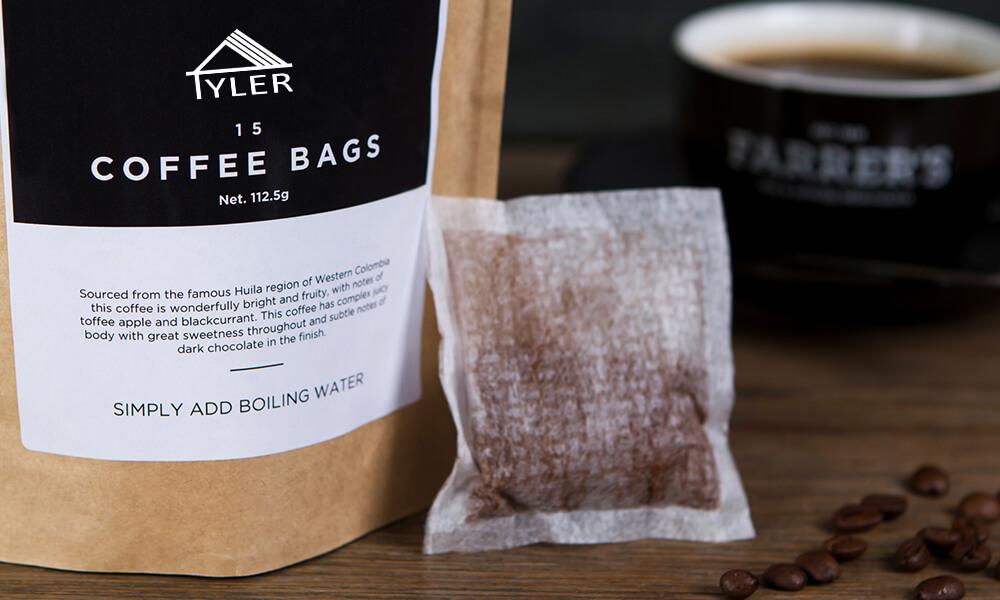 Mask packaging bag sample 3