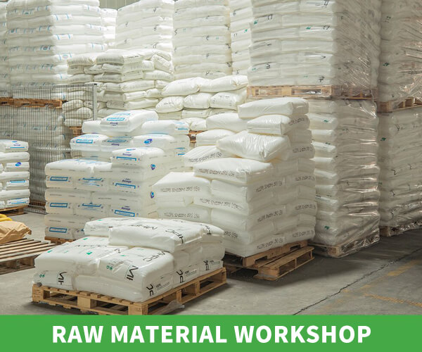 Raw material workshop banner 67