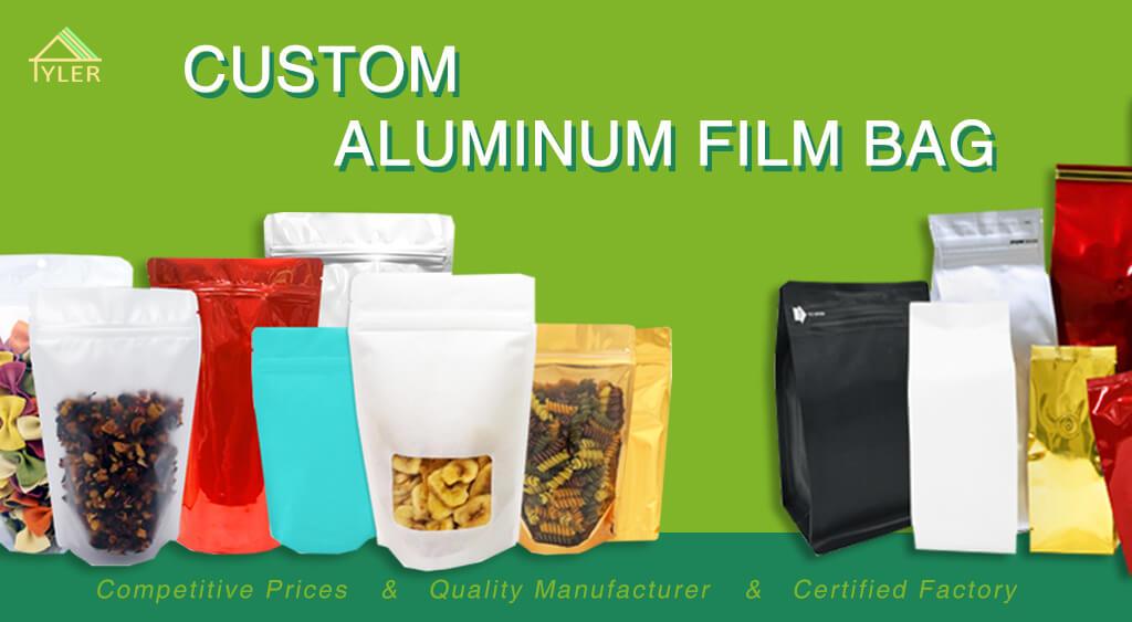aluminium foil bags custom banner 1