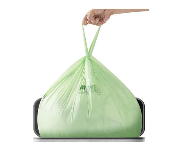 eco Garbage bag with handle case 15